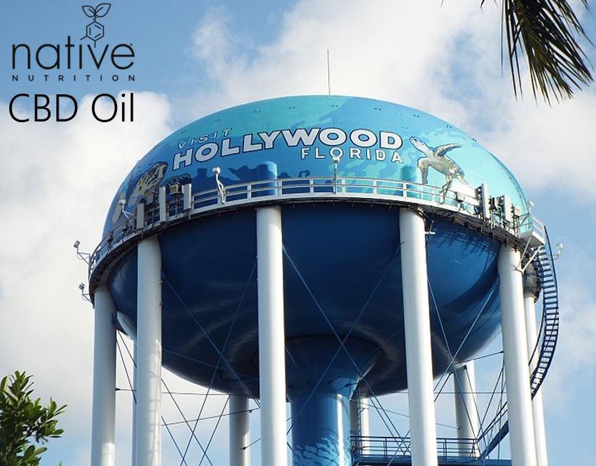 CBD oil Hollywood FL - Native Nutrition
