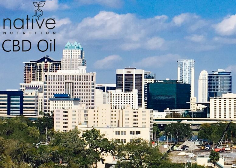 CBD oil Orlando - Native Nutrition